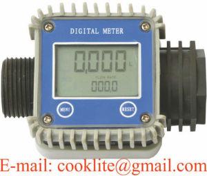 Adblue Flow Meter / Digital Flow Meter / Chemical Flow Meter pictures & photos