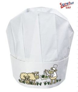 Children Chef Hat/Children Paper Chef Hat pictures & photos