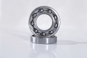 A&F Deep Groove Ball Bearing 6208 Steel Bearings pictures & photos