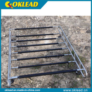 Easy Self Assembly Steel Roof Rack Basket (RR27)
