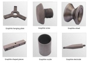 Isostatic Graphite Parts