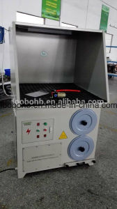 Downdraft Ariflow Dust Collection and Filtration Work Table for Grinding Polishing pictures & photos