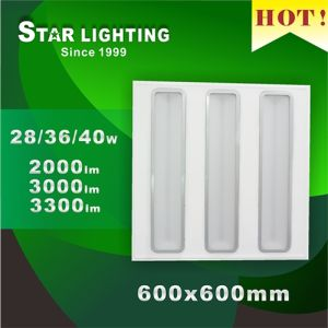 New Arrival 36W 600X600 LED Grille Lamp