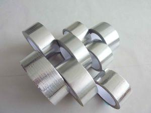 Af4005 Hot Melt Aluminum Foil Tape pictures & photos