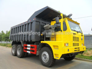 China HOWO 50 Ton Dump Truck 6X4 for Mine Truck pictures & photos