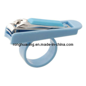 W-0776s-2 Baby Nail Clipper with Ring Handle pictures & photos