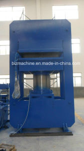 Plate Vulcanizing Press Machinery pictures & photos