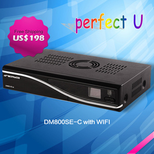 The Hot Selling 800 HD Se-C HD Receiver WiFi Optional