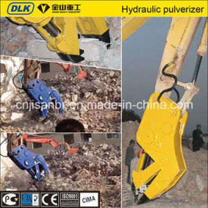 Hydraulic Crusher in Excavator for Volvo Sumitomo Xiagong Xugong pictures & photos