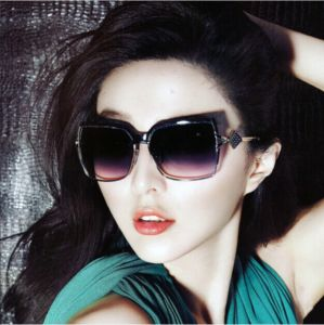 Polarizing Lens of Glasses Eyes From Shenzhen Factory Blazer Female Fashion Big Frame Sunglasses Tide