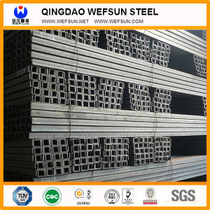 Galvanized Structural Steel Section U Channel Steel/C Channel pictures & photos