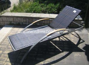 Outdoor Garden Rattan Leisure Lounger Furniture (MTC-406) pictures & photos