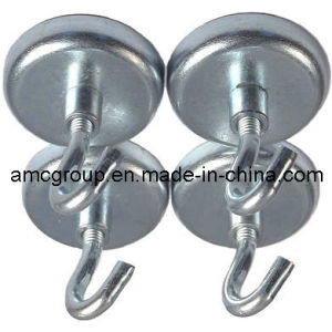 2015 Hot Sell Super Strong Neodymium Magnet Magnetic Hook pictures & photos