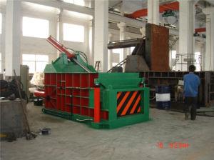 4000kn Hydraulic Compressor Scrap Metal Baler pictures & photos