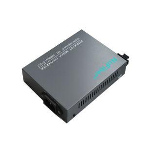10/100/1000 2f Sm 20-60km SC Media Converter