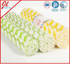 2016 Sourcing Paper Packing Drinking Straw Drinking with FDA Test pictures & photos