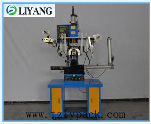 Flat and Round Double Use Heat Transfer Machine pictures & photos