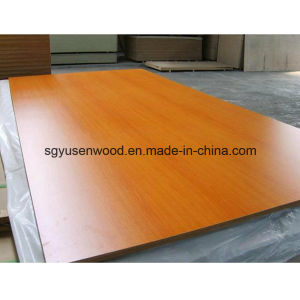 Melamine MDF/Raw MDF / MDF Wood Board for Furniture pictures & photos