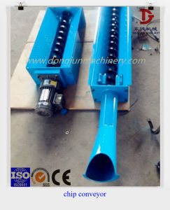 Stainless Steel Screw Chip Conveyor Manufacture in China