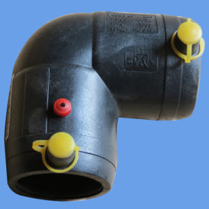 Electrofusion Elbow HDPE Pipe Fitting for Water Supply pictures & photos