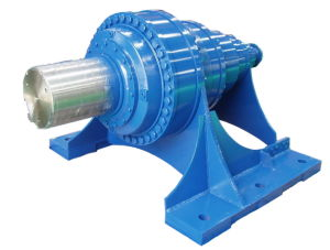 Solid Shaft Planetary Gearbox with Flange Mounted pictures & photos