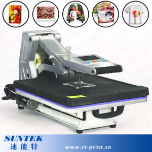 New Arrival Flatbed Hydraulic Sublimation Heat Press Machine pictures & photos