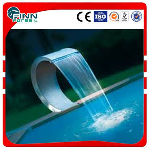 Stainless Steel Water Curtain for SPA Pool or Swimming Pool pictures & photos