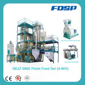 Chicken Feed Making Line with CE pictures & photos