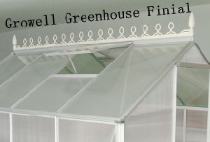Greenhouse Accessories of Finial for Decoration (Finial) pictures & photos