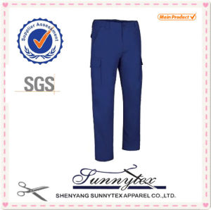 Ladys Long Industrial Uniform Cargo Trousers pictures & photos