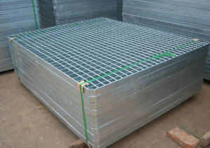Hot Dipped Galvanized Steel Grating Flooring pictures & photos