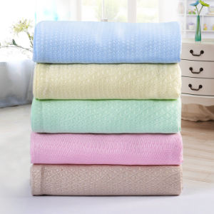100% Bamboo Fiber Towels Blanket