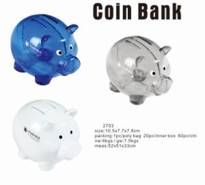 Promotional Money Box pictures & photos