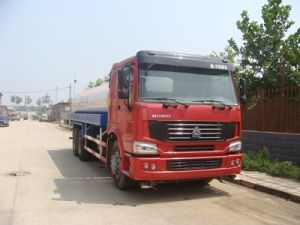 Sinotruk HOWO 6X4 Water Truck pictures & photos