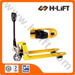 2500kg/3000kg Hydraulic Pallet Truck (PT-BF Type) pictures & photos