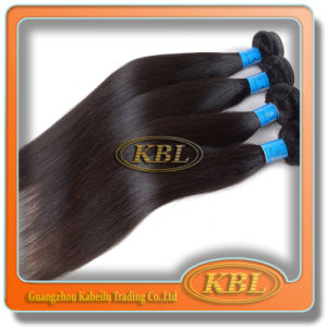Natural Human Hair of 100% Virgin 5A Brazilian Hair pictures & photos