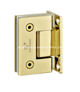 (KTG-1002) -90 Degree PVD Glass Door Hinge pictures & photos