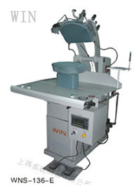 High Efficiency Computer Control Suit Press Machine (Pocket) with Super Ironing Effect