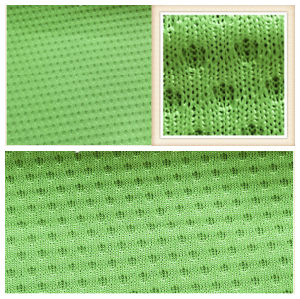 100% Polyester Micro Mesh Fabric for Clothing Jersey Garment pictures & photos