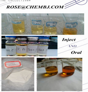 Oral & Injectable Steroid Oil for Muscle Growth Anadrol 50 Mg/Ml pictures & photos