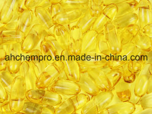 GMP Certified Refined Fish Oil Soft Capsule, Fish Oil Pillsdietary Supplement Capsules pictures & photos