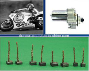 Customized Motor Components Carbon Brush pictures & photos