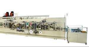 Baby Diaper Production Line Macking Diaper Machine