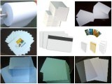 PVC Card Material pictures & photos