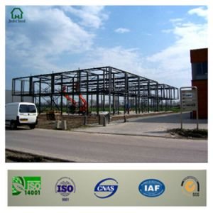 Industrial H Section Light Steel Building with Best Design and Fabrication