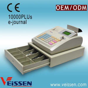Restaurant Cash Register with Cash Drawer and Thermal Printer