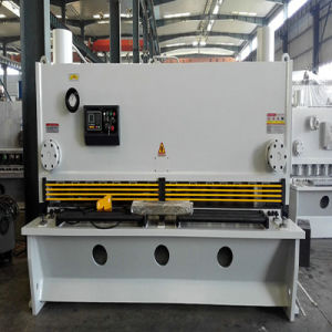 QC11y Best Overseas Service CNC Hydraulic Shearing Machine pictures & photos