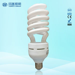 Half Spiral 75W/35W Best Price to Turkey Market with Good Quality Energy Saving Lamp pictures & photos