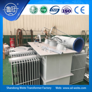 IEC Standards, Three Phase 33kV/35kV three phase oil-cooled off-Load tap changing Power Transformer pictures & photos