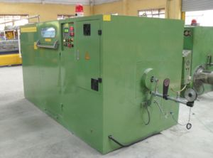 630mm Constant Tension Take-up Double Twist Bunching Machine